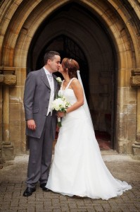 church-door-bride-groom-
