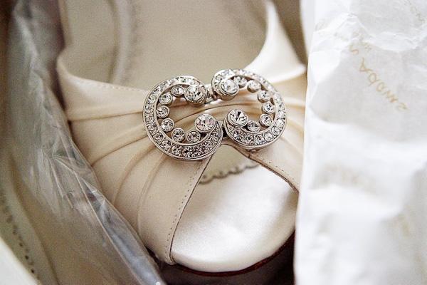 bride benjamin adams wedding shoes