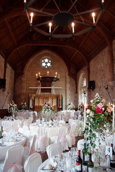 ellingham hall wedding room