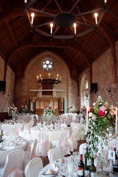 ellingham hall wedding room