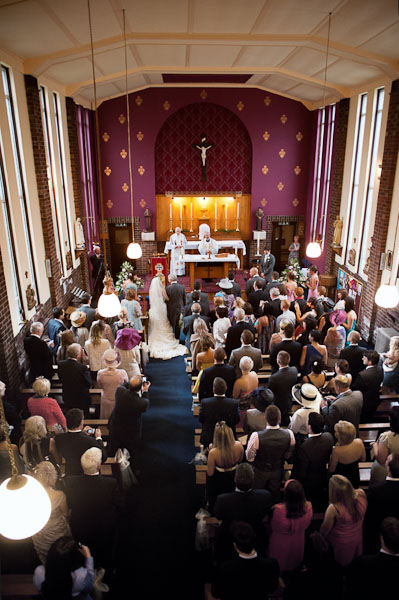 st john fishers church sedgefield wedding