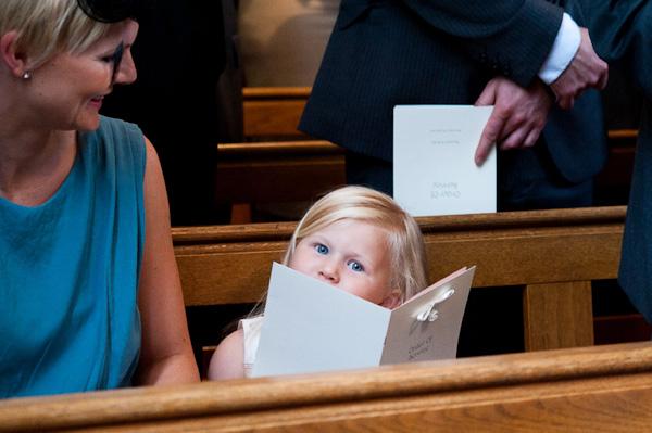 guest at church