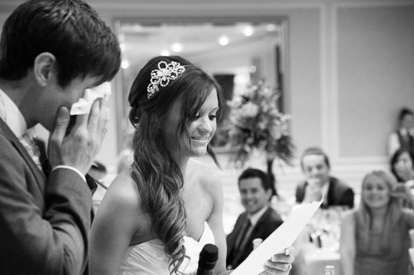 speeches rockliffe hall wedding