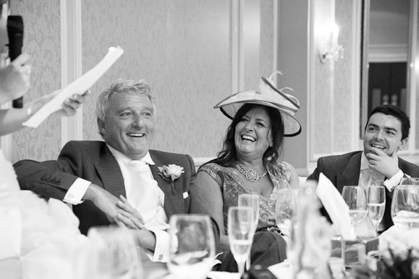 speeches rockliffe hall wedding