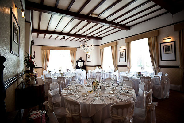 otterburn hall room setup