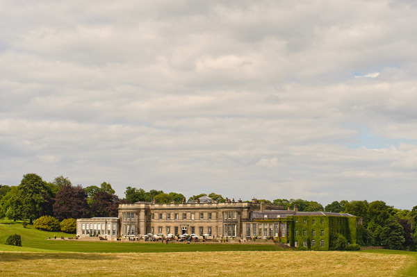 Wynyard Hall Summer Wedding