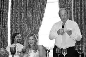 wynyard hall wedding speeches