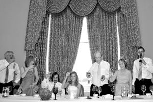 wedding speeches toast