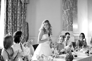 wedding speeches bride