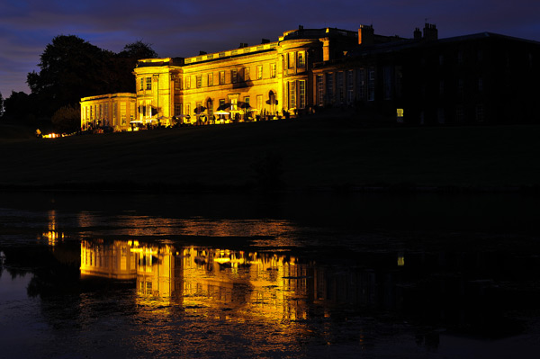 wynyard hall wedding venue